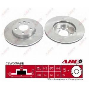 ABE C3W005ABE Гальмівний диск
