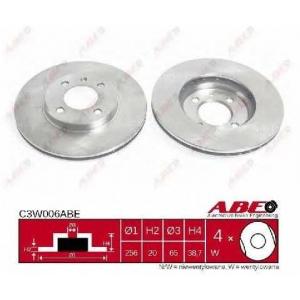ABE C3W006ABE Гальмівний диск