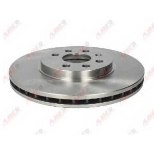 ABE C3X039ABE Тормозной диск Опель Комбо