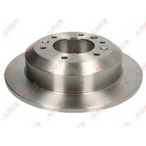 ABE C40314ABE Тормозной диск Киа