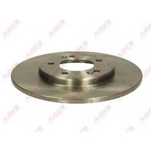 ABE C40516ABE Тормозной диск Хюндай