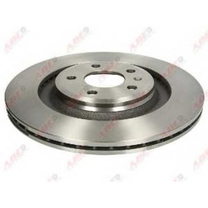ABE C4A023ABE Тормозной диск Ауди А4 Олроад