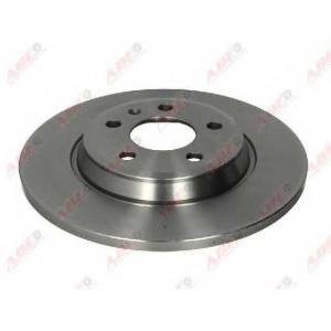 ABE C4A025ABE Тормозной диск Ауди А4 Олроад