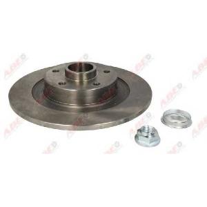 ABE C4R043ABE Тормозной диск Рено Латитуде