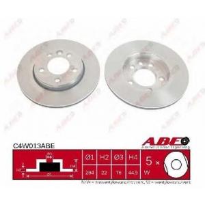 ABE C4W013ABE Гальмівний диск