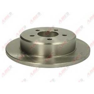 ABE C4Y016ABE Тормозной диск Крайслер