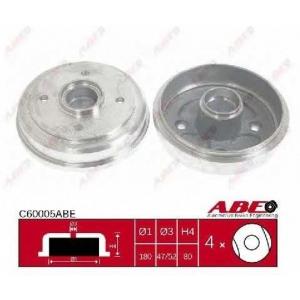 ABE C60005ABE Гальмівний барабан
