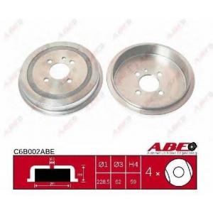 ABE C6B002ABE Гальмівний барабан