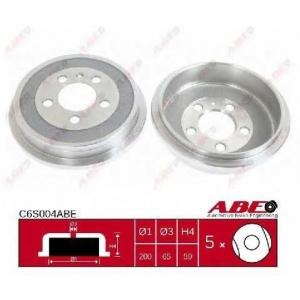 ABE C6S004ABE Гальмівний барабан