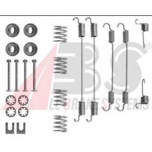 ABS 0747Q Drum brake elements