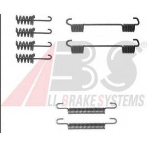 ABS 0775Q Комплектующие, стояночная тормозная система