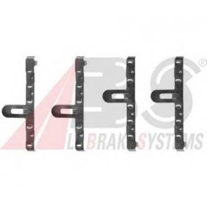 ABS 1048Q Ремкомплект гальмiвних колодок