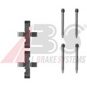 ABS 1101Q Disc brake elements