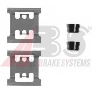 ABS 1145Q Disc brake elements