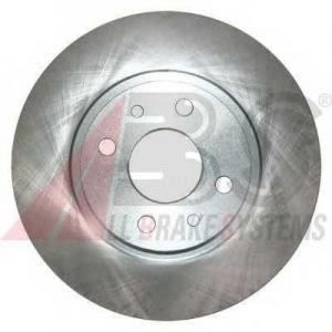 A.B.S. 15858 Тормозной диск Лансия