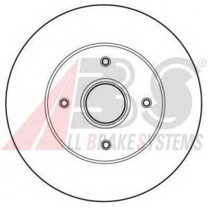 A.B.S. 16149 Тормозной диск Рено Клио