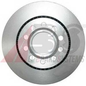 A.B.S. 16204 Тормозной диск Ауди А6