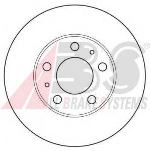 A.B.S. 16291 Тормозной диск Фиат Дукато