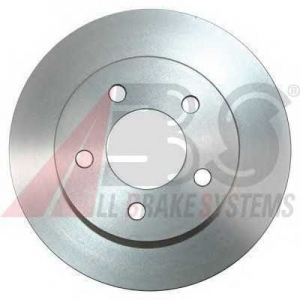 A.B.S. 16556 Тормозной диск Джип Чероки
