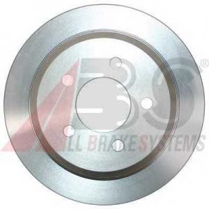 A.B.S. 16557 Тормозной диск Джип Гранд Чероки