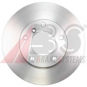 A.B.S. 16570 Диск тормозной MB G320/G350/500GE передн. вент. (пр-во ABS)