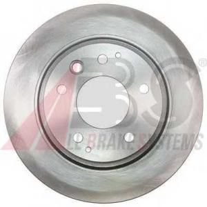 A.B.S. 16589 Тормозной диск Хонда