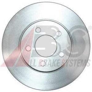 A.B.S. 16723 Тормозной диск Додж Неон