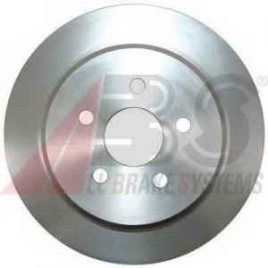 A.B.S. 16724 Тормозной диск Крайслер Себринг
