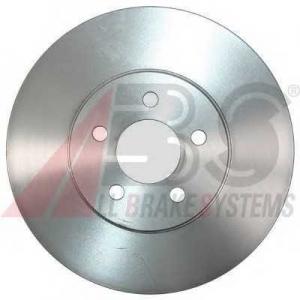 A.B.S. 16726 Тормозной диск Додж Стратус