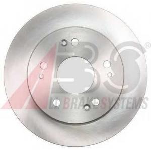 A.B.S. 16908 Тормозной диск Хонда Прелюд