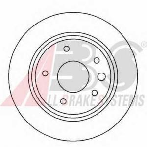 A.B.S. 16999 Тормозной диск Ягуар