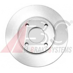 A.B.S. 17007 Тормозной диск Форд Фьюжн