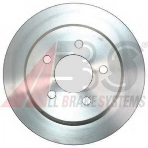 A.B.S. 17034 Тормозной диск Крайслер