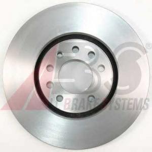 ABS 17150 Гальмiвнi диски