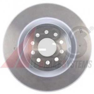 A.B.S. 17241 Тормозной диск Ауди А8