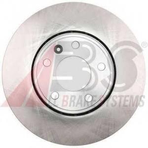 A.B.S. 17329 Тормозной диск Опель Виваро