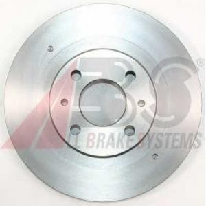 A.B.S. 17342 Диск тормозной ВАЗ 2112 передний вентилируемый вент. (пр-во ABS)