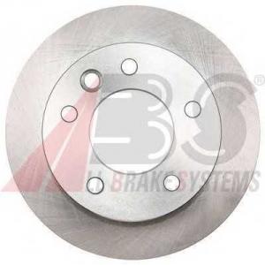 A.B.S. 17346 Тормозной диск Мерседес Спринтер 4Т