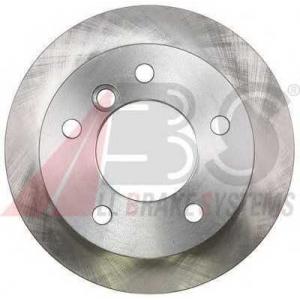 A.B.S. 17348 Тормозной диск Мерседес Спринтер 4Т