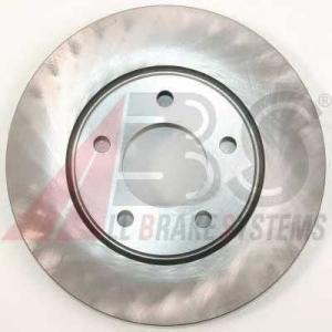 A.B.S. 17353 Тормозной диск Крайслер