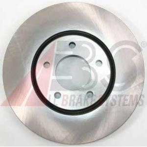 A.B.S. 17354 Тормозной диск Крайслер
