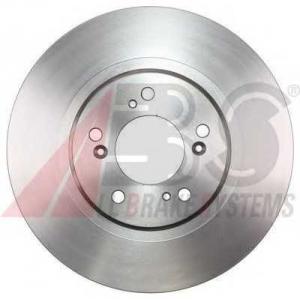 ABS 17358 Тормозной диск