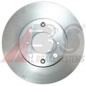 A.B.S. 17359 Тормозной диск Хонда Джаз