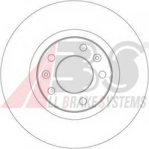 ABS 17363 Гальмiвнi диски