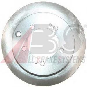 A.B.S. 17432 Тормозной диск Крайслер Себринг