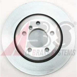 ABS 17452 Гальмiвнi диски