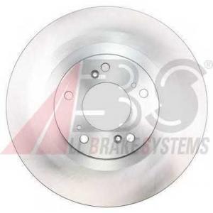A.B.S. 17466 Тормозной диск Хонда С2000