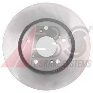 A.B.S. 17467 Тормозной диск Хонда С2000