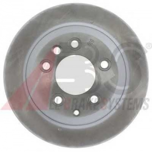 A.B.S. 17502 Тормозной диск Ауди Кью 7