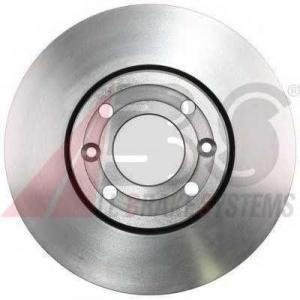 A.B.S. 17541 Тормозной диск Дача Сандеро